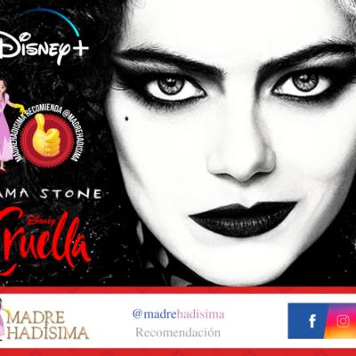 Cruella en Disney Plus y Cines